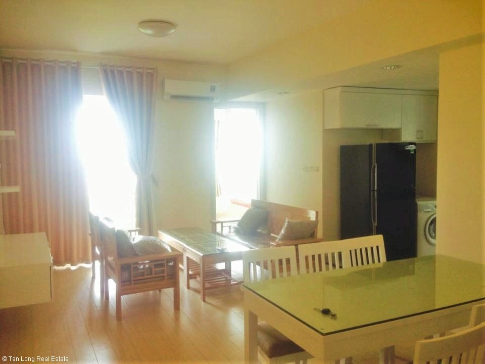 Bright apartment with 02 bedrooms for rent in Ecopark