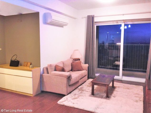 Cozy 03 bedroom apartment for rent in Ecopark