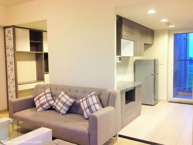 New-branch apartment with 02 bedroom for rent in Ecopark.