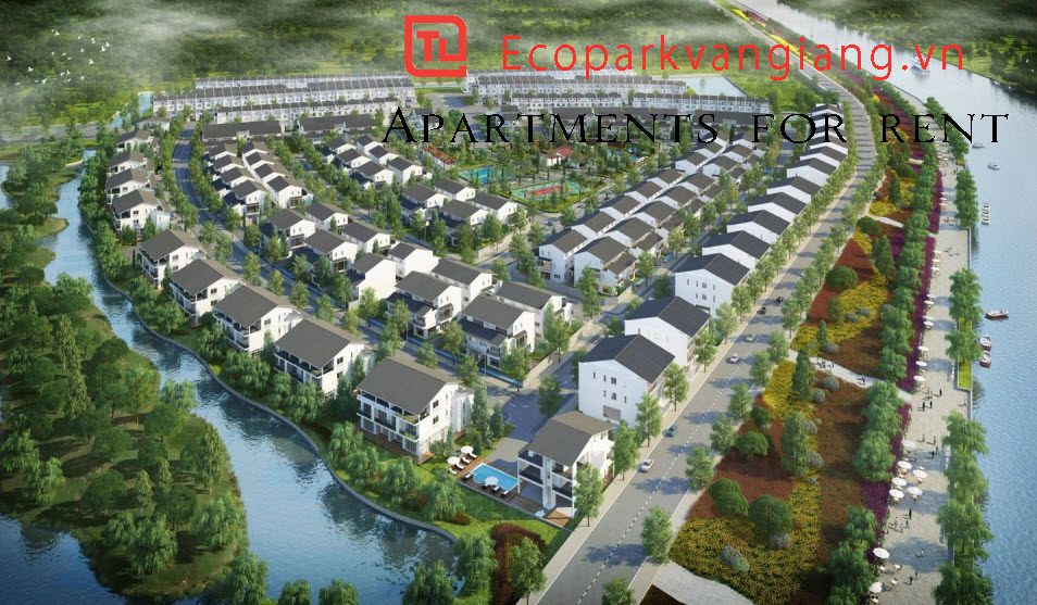 Ecopark Van Giang Apartments for rent