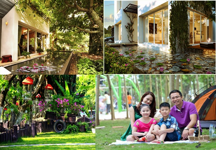 friendly living environment ecopark van giang