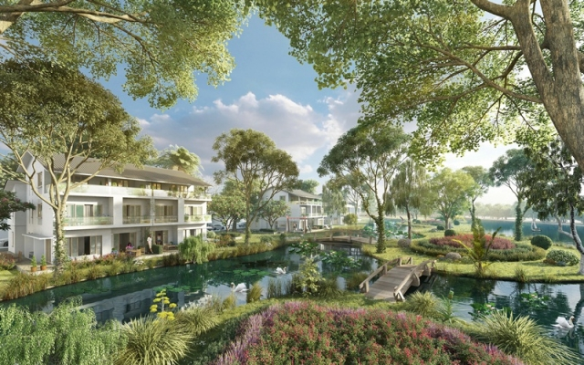 Special villas in Park River